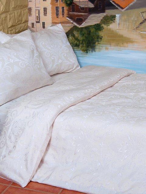 Комплект постільної білизни двоспальний (євро) Deco Bianca 2989057