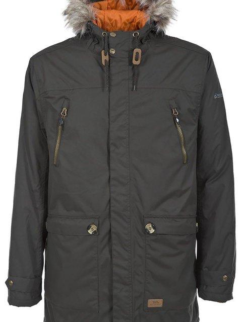 Куртка чорна Trespass 3608433