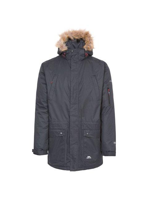 Куртка чорна Trespass 3785150