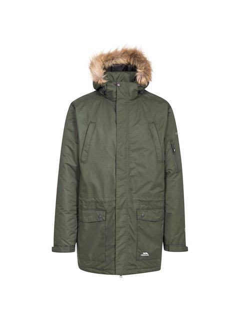 Куртка кольору хакі Trespass 3785151