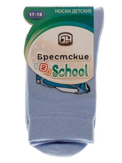 Шкарпетки блакитні БЧК 3750572
