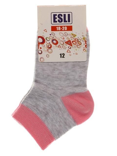Шкарпетки сірі Esli 3750373