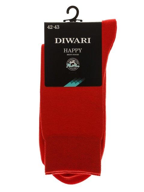 Носки красные DIWARI 3749997