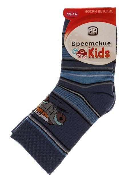 Шкарпетки джинсового кольору БЧК 3750546