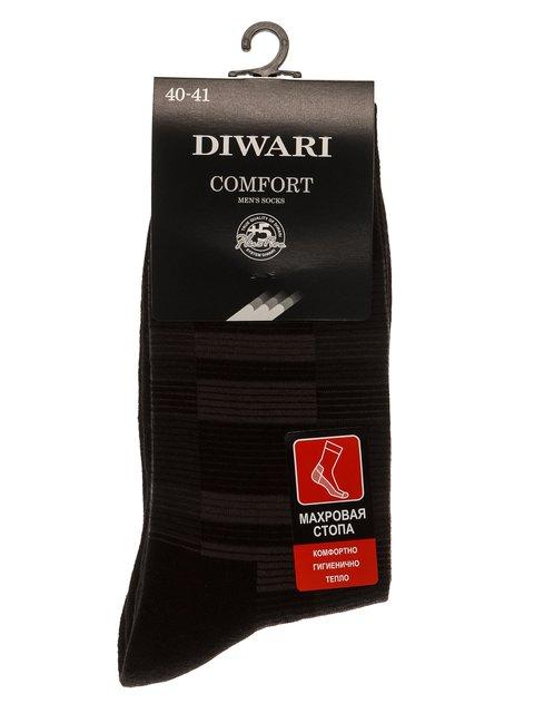 Шкарпетки чорні DIWARI 3750000