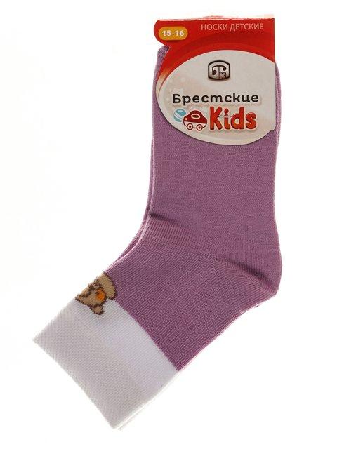 Шкарпетки бузкові БЧК 3750555