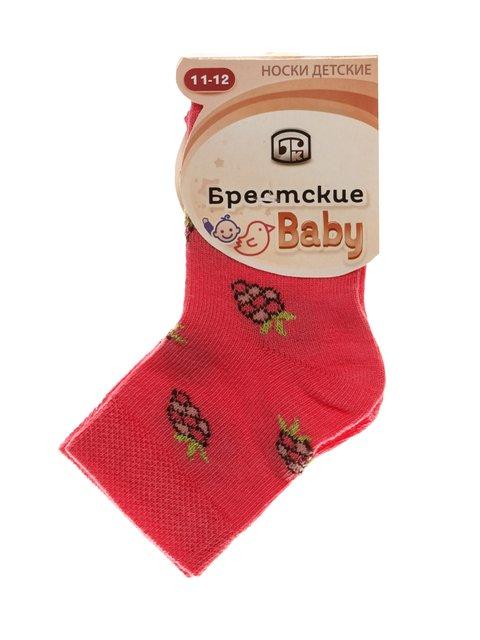 Шкарпетки рожеві БЧК 3750523