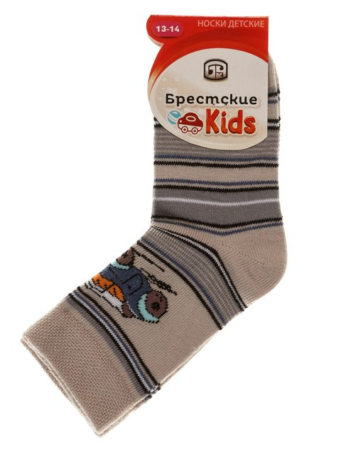 Шкарпетки бежеві БЧК 3750547