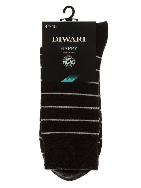 Носки черно-серые DIWARI 3749981