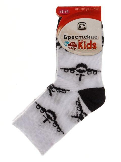 Шкарпетки білі БЧК 3750548