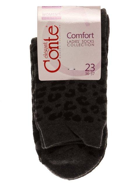 Шкарпетки сірі Conte 3749961