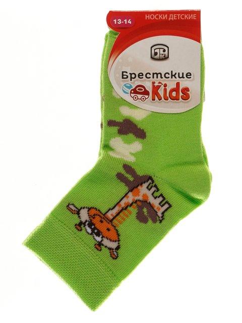 Шкарпетки зелені БЧК 3750538