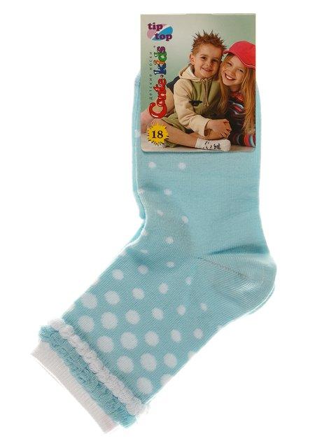 Шкарпетки бірюзові Conte Kids 3750289