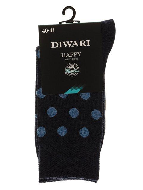Носки синие DIWARI 3749989