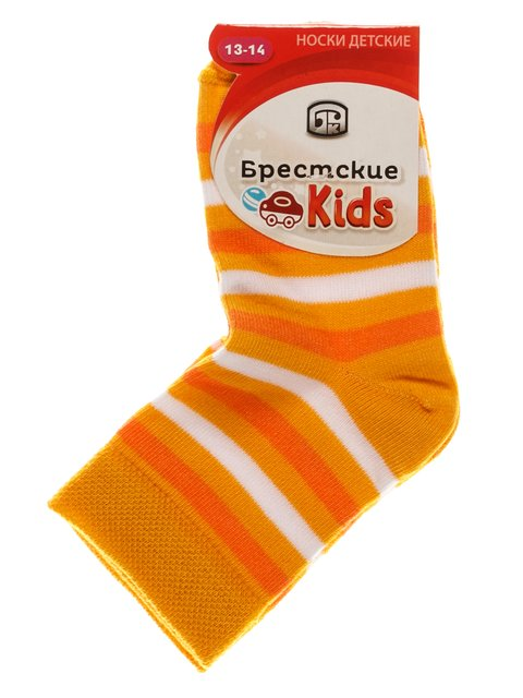 Носки желтые БЧК 3750553