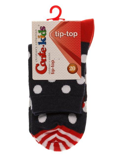 Шкарпетки сині Conte Kids 3750261