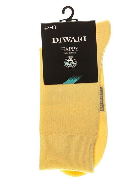 Носки желтые DIWARI 3749994