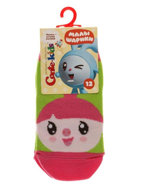 Шкарпетки салатові Conte Kids 3750351