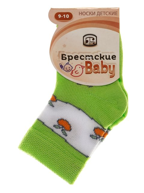 Шкарпетки зелені БЧК 3750515
