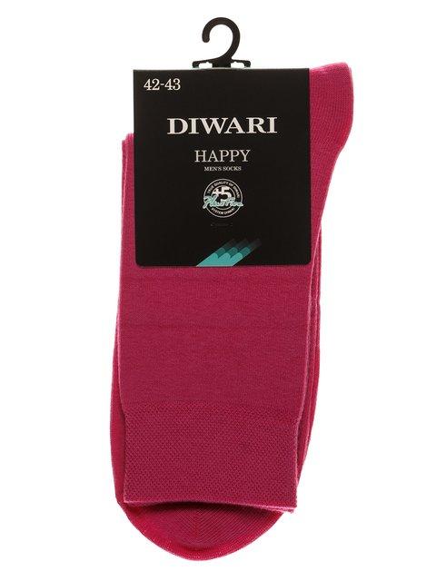 Шкарпетки малинового кольору DIWARI 3749993