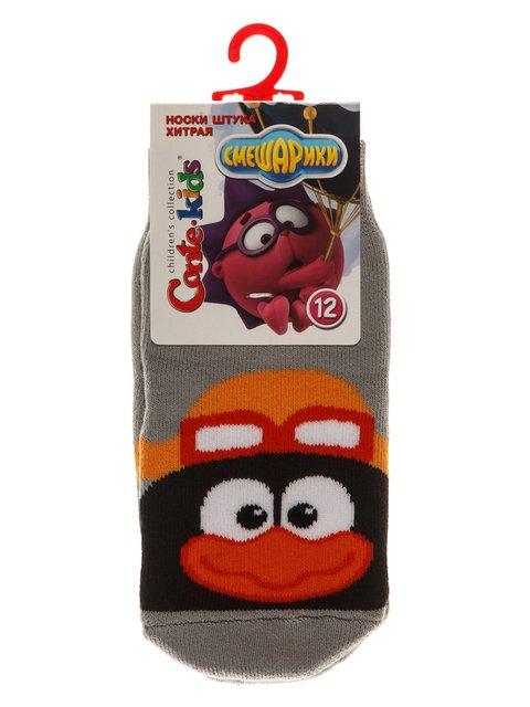 Шкарпетки сірі Conte Kids 3750360
