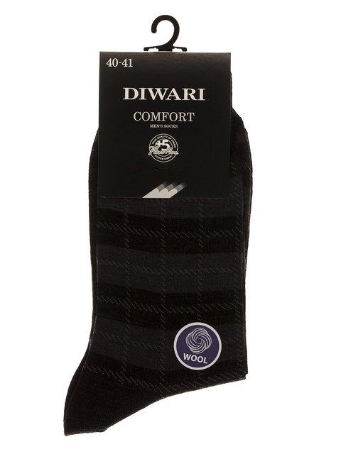 Шкарпетки чорні DIWARI 3750004