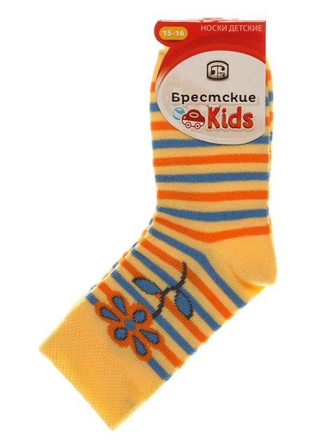 Шкарпетки жовті БЧК 3750533