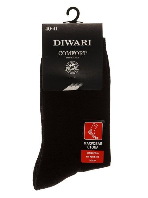 Шкарпетки чорні DIWARI 3749998