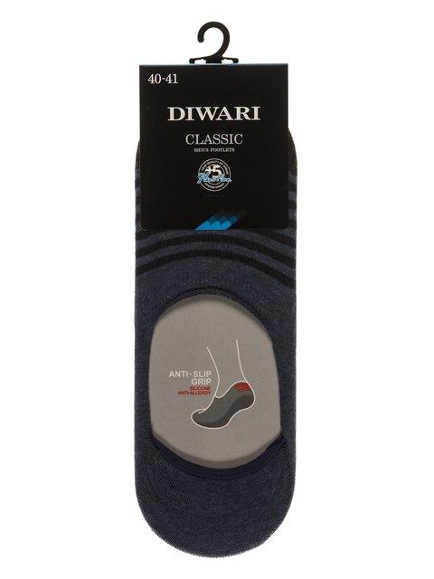 Шкарпетки джинсового кольору DIWARI 3750011