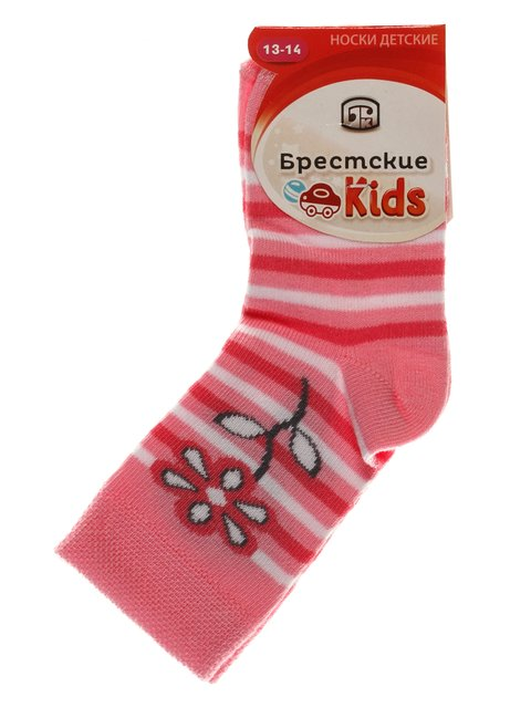 Носки розовые БЧК 3750534