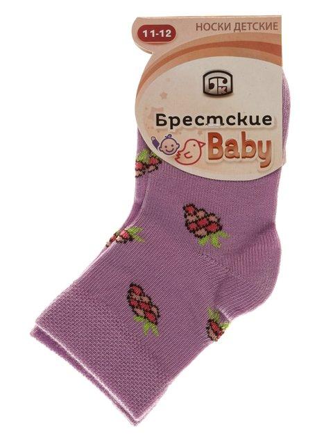 Шкарпетки бузкові БЧК 3750521