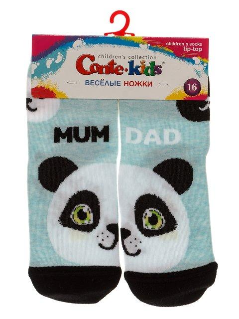 Носки бирюзовые Conte Kids 3750388