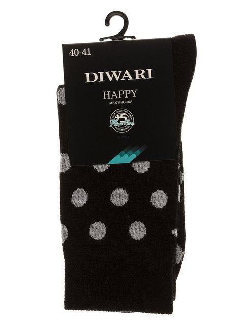 Носки черно-серые DIWARI 3749990