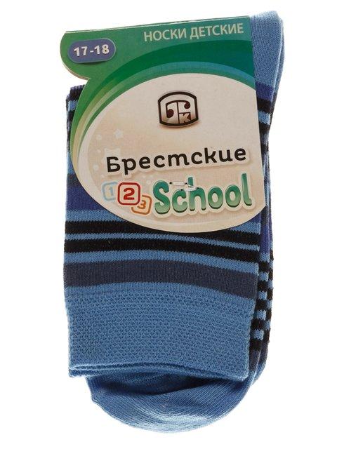 Шкарпетки блакитні БЧК 3750580