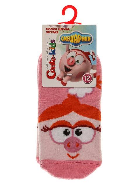 Шкарпетки рожеві Conte Kids 3750361