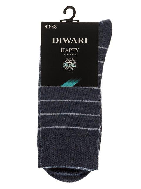 Носки джинсового цвета DIWARI 3749980