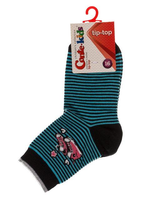 Шкарпетки бірюзові Conte Kids 3750253