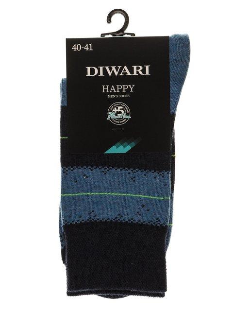 Шкарпетки сині DIWARI 3749983