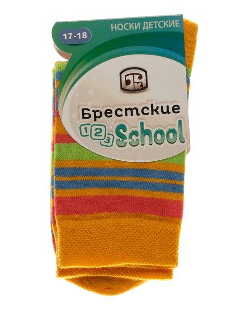 Шкарпетки жовті БЧК 3750583
