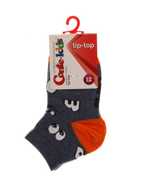 Шкарпетки джинсового кольору Conte Kids 3750240