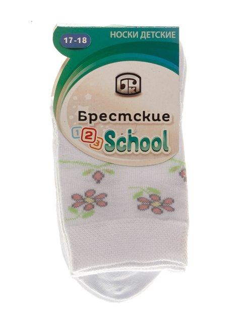 Шкарпетки білі БЧК 3750569
