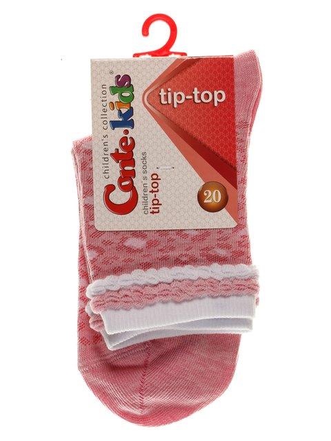 Шкарпетки рожеві Conte Kids 3750292