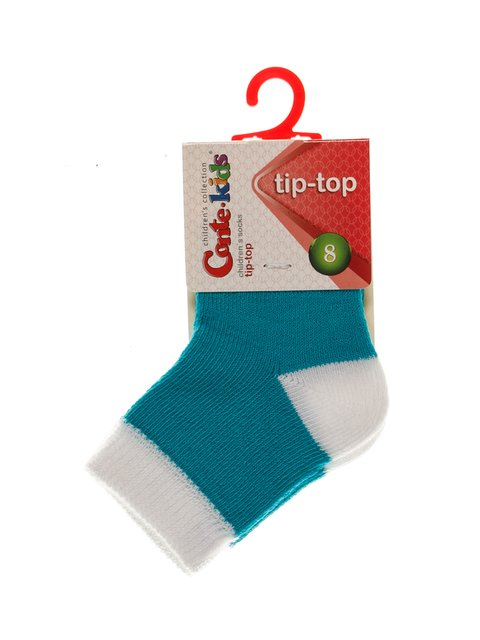 Шкарпетки бірюзові Conte Kids 3750265