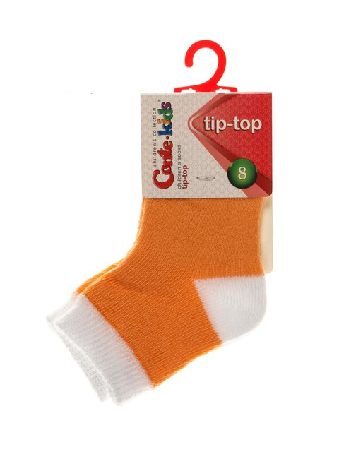 Шкарпетки персикового кольору Conte Kids 3750264