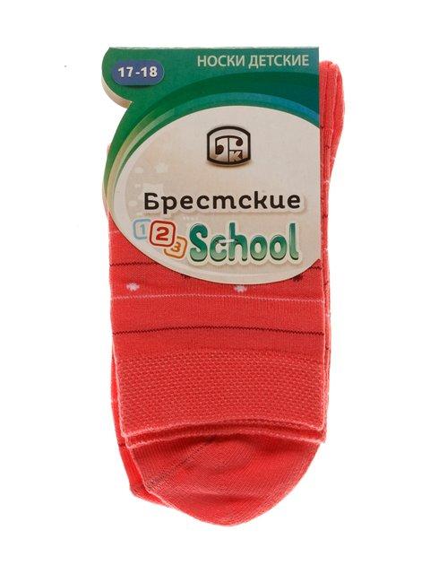 Шкарпетки персикового кольору БЧК 3750566