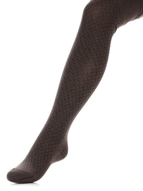 Колготки темно-серого цвета Conte Kids 3750116