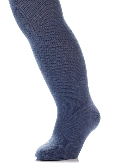 Колготки джинсового цвета БЧК 3750423