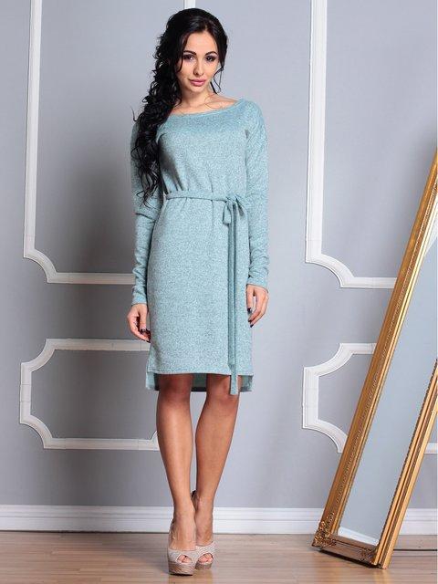 Платье серое Laura Bettini 3788184