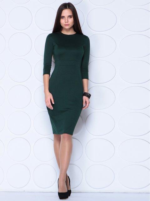 Платье изумрудного цвета Laura Bettini 3794383