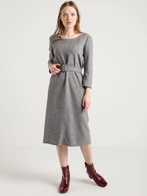 Платье серое BGN 3794370